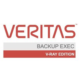 Veritas Backup Exec V-Ray Edition Windows OnPremise Standard Perpetual License Basic Maintenance Initial 12 Months 1 CPU Academic
